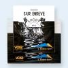 Plastposer med logo for Sjur Endeve sport Voss