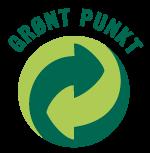 Grønt Punkt Norge med tilhørende materialselskap tar ansvar i hele landet og der emballasjen blir avfall.